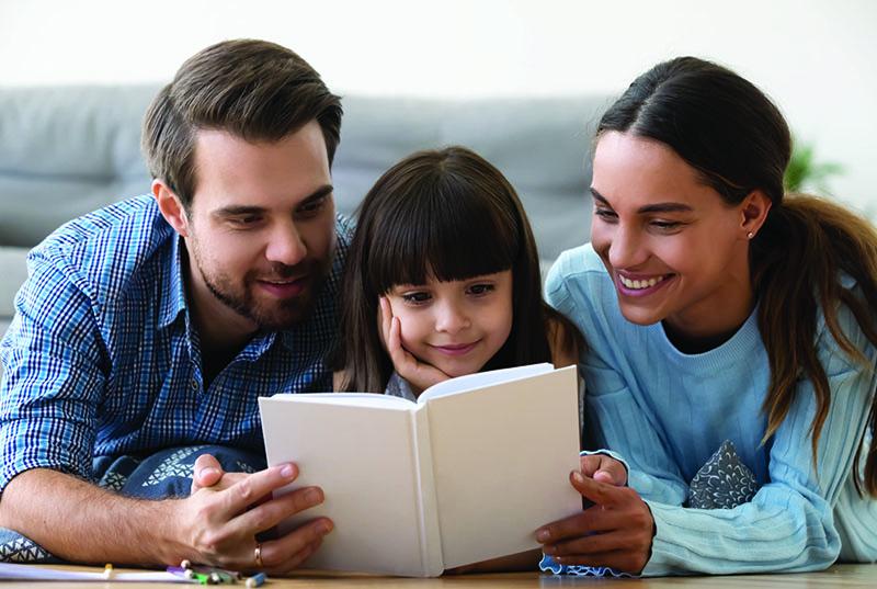 """Εκπαιδευτικό Συνέδριο """"Γονείς: Διαβάζοντας με τα παιδιά μας!"""""""